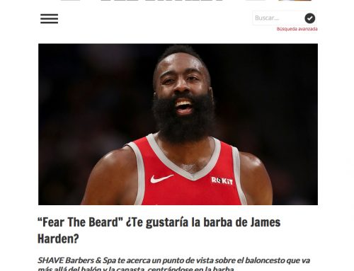"Gigantes.com: ""Fear The Beard"" ¿Te gustaría la barba de James Harden?"