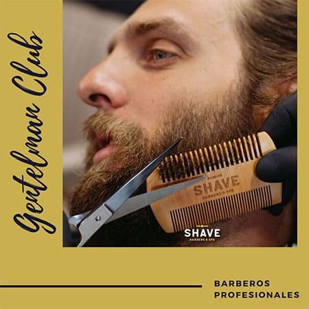 barberia hombres madrid