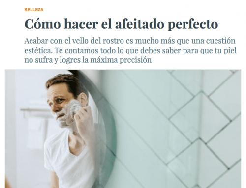 SHAVE en summum: Cómo hacer el afeitado perfecto