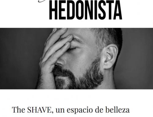 SHAVE en Belleza Hedonista: The SHAVE, un espacio de belleza exclusivo e integral en el centro de Madrid para el hombre