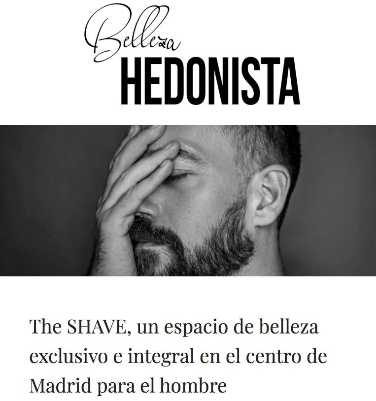shave espacio de belleza hombres madrid