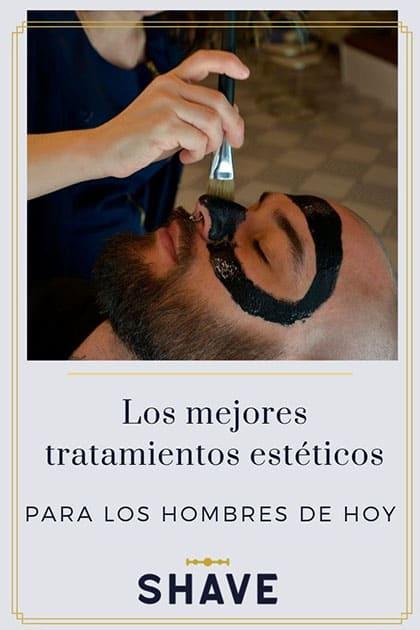 tratamientos esteticos hombres madrid