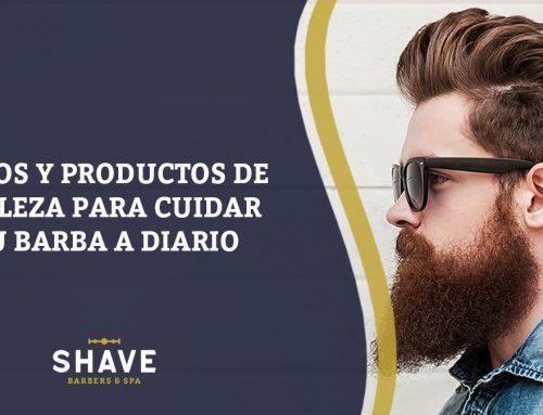 Cómo Cuidar la Barba: 5 Pasos y Productos de Belleza 🥇