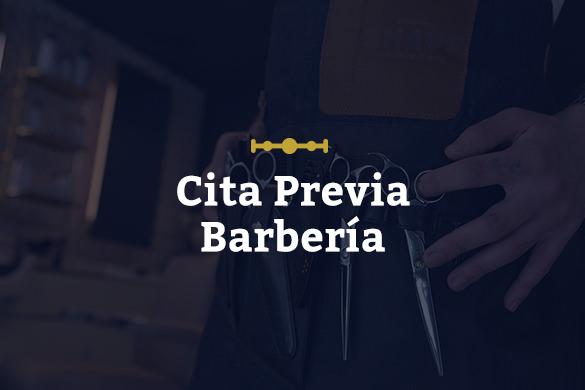 reservar cita previa barberia peluqueria hombre barber shop madrid