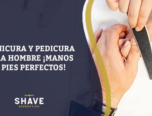 Manicura y Pedicura Masculina ¡Manos y Pies Perfectos! 🥇