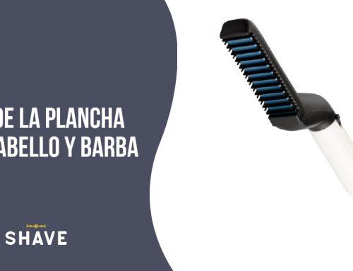 Usos de la plancha para cabello y barba