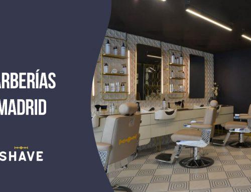 Barberías Madrid