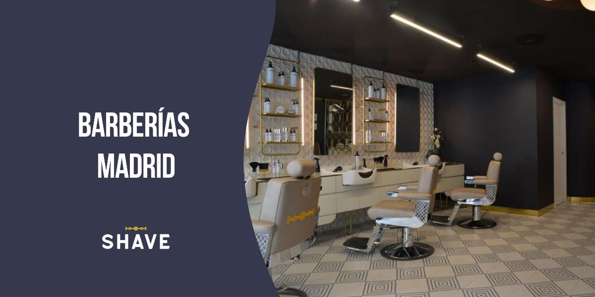 barbería Madrid